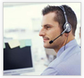 Call Center Solutions, inbound, outbound, blended, server based